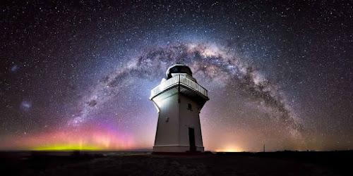 Passaram o Inverno na Nova Zelândia a Fotografar o Céu Noturno