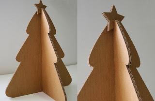 10 Ideas de Reciclaje para Navidad, I Parte