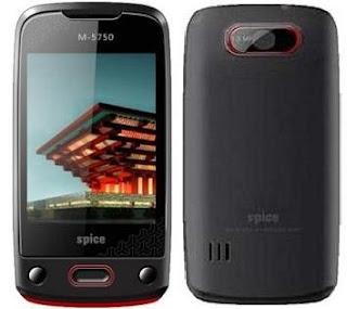 Spice M5750