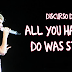 Discurso de All You Had To Do Was Stay | Subtitulado en español