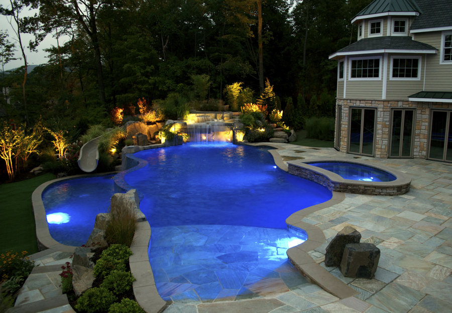 Outdoor Swimming Pool Beach Entry Design Ideas Swimming Pool Design Delectable Beach Entry Swimming Pool Designs