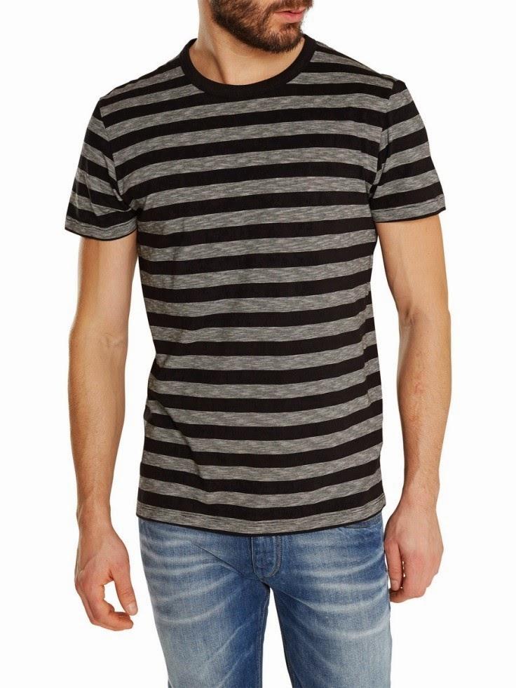 Imagen de camiseta a rayas Jack & Jones - Hombre