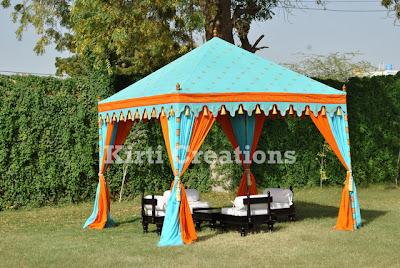 Fabulous Luxury Tent