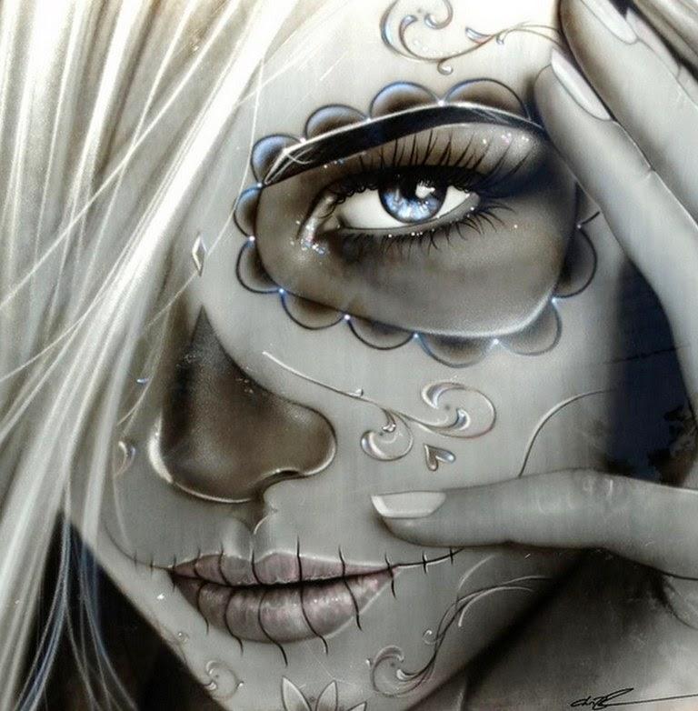 rostro-femenino-cuadro-pintado-al-oleo