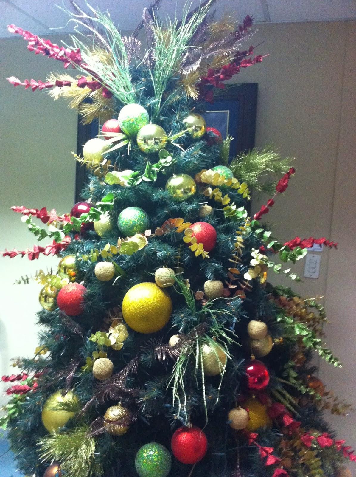 Ideashot arboles navide os - Decoracion arboles navidenos ...