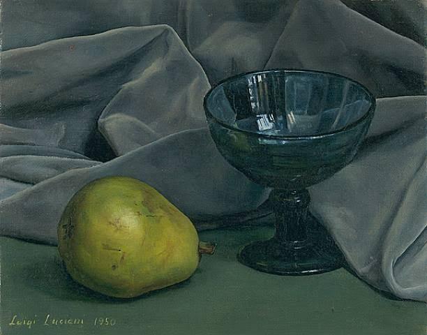 American Painter Luigi Lucioni 1900 1988 Blog Of An