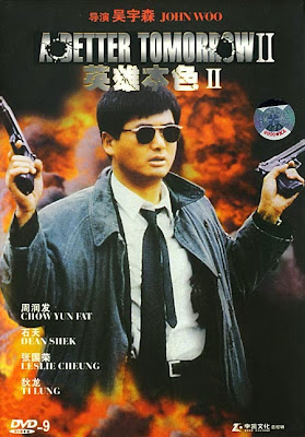 A Better Tomorrow II 1987 Hindi Dubbed BRRip 480p 300MB ESub