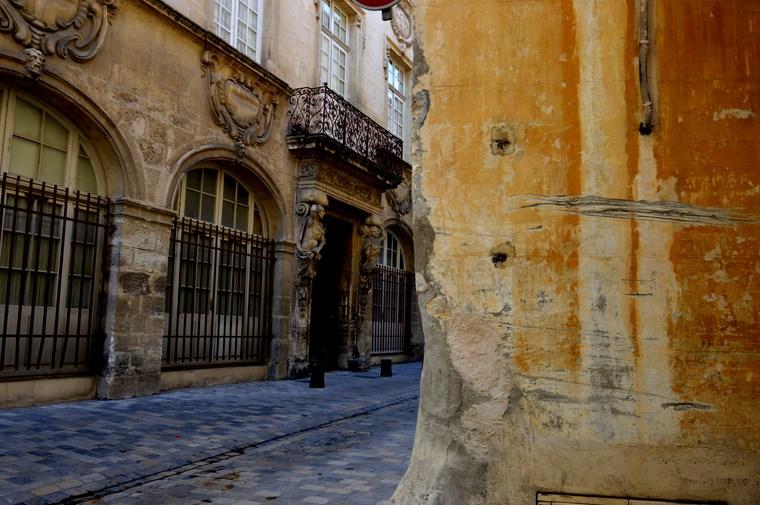 Hôtel de Margallier - rue de la République  - Beaucaire