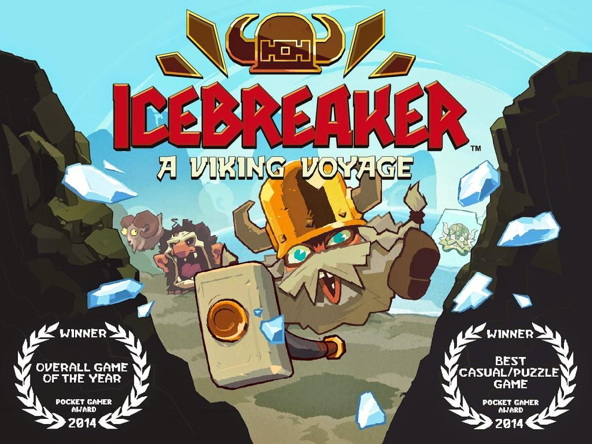 Icebreaker: Un Viaje Vikingo para Android, iPhone e iPad