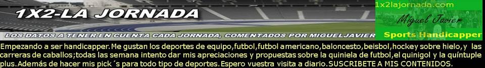 1X2 La Jornada