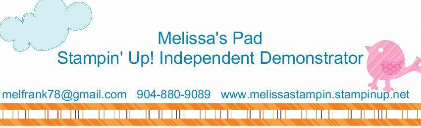 Melissa's Pad