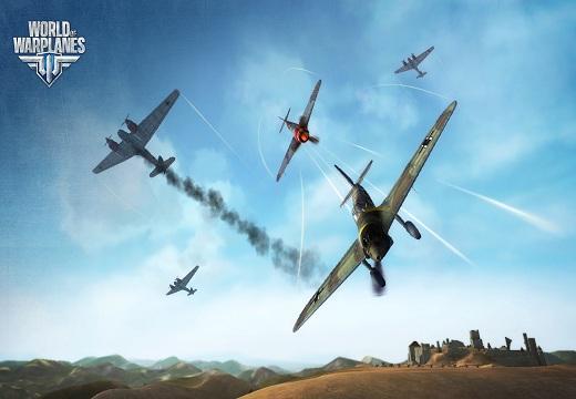 World of Warplanes game Download