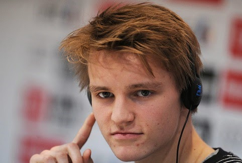 Real Madrid sign Martin Odegaard