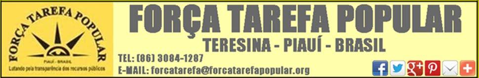 FORÇA TAREFA POPULAR