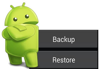Cara Backup dan Restore Data Smartphone Android