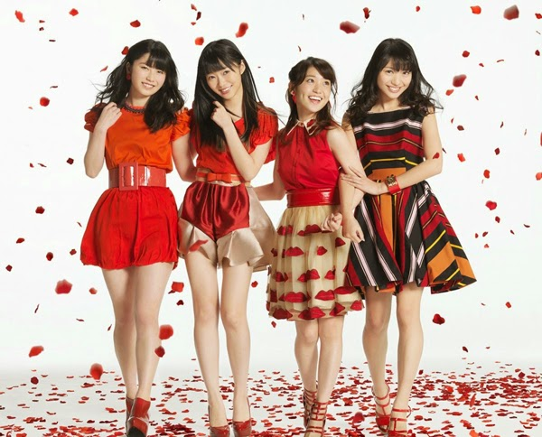"El primer álbum de Not Yet, ""already"", llega a la cima del ranking Oricon en su primera semana"