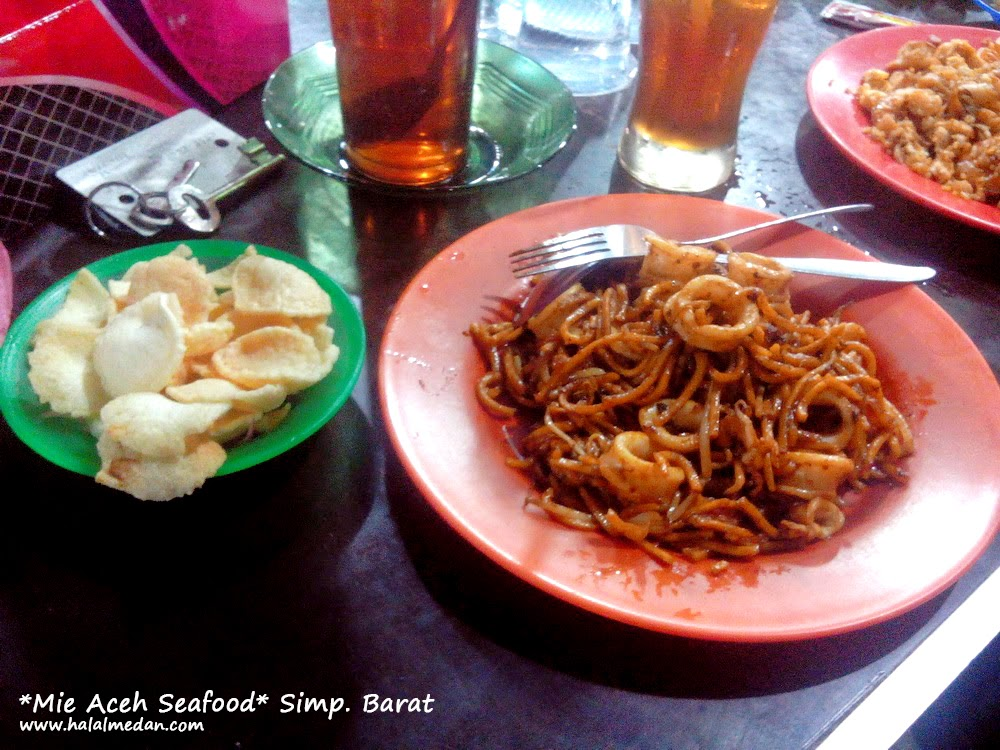 Mie Aceh Sea food Simpang Barat