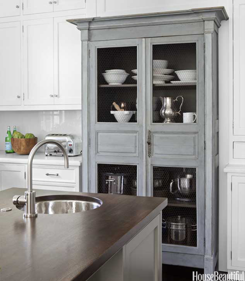 Color Outside The Lines: BWC: Kitchen Planning
