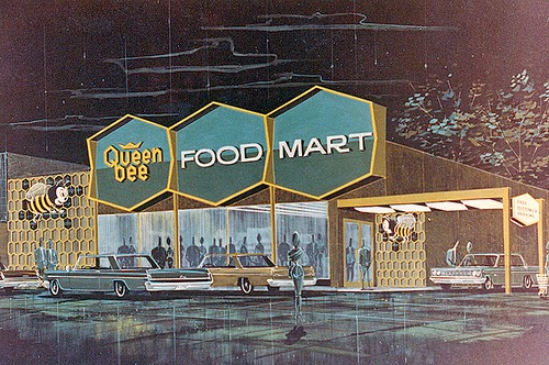 queen bee food mart