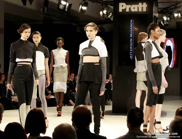pratt fashion 2013
