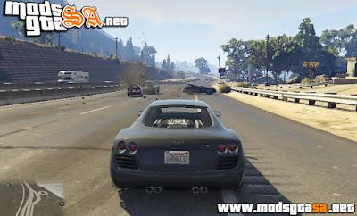 V - Mod Estrada Deathtrap para GTA V PC