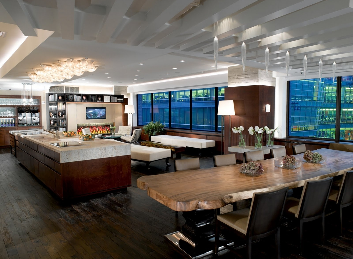 Large luxury kitchen design home design picture for Luxury kitchen designs 2012