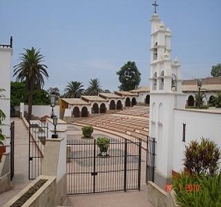 SANTUARIO DE LA VIRGEN MADRE DEL AMOR HERMOSO DE CAÑETE