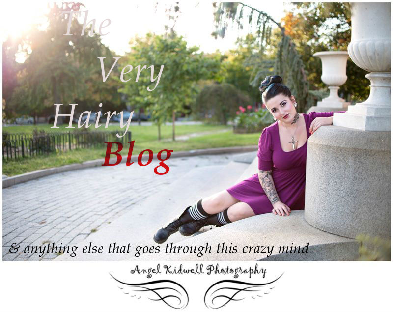 The Very Hairy Blog