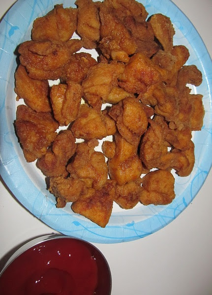 Duplicate Pop Corn Chicken ( Less Coating,More Chicken )