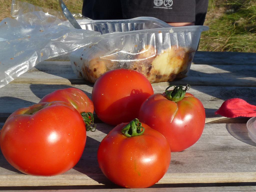 ブルターニュのトマト