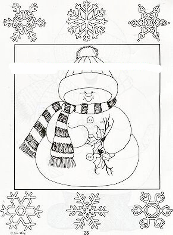 Galeria.dibujos.net*fiestas*navidad*munecodenieveiipintadopor