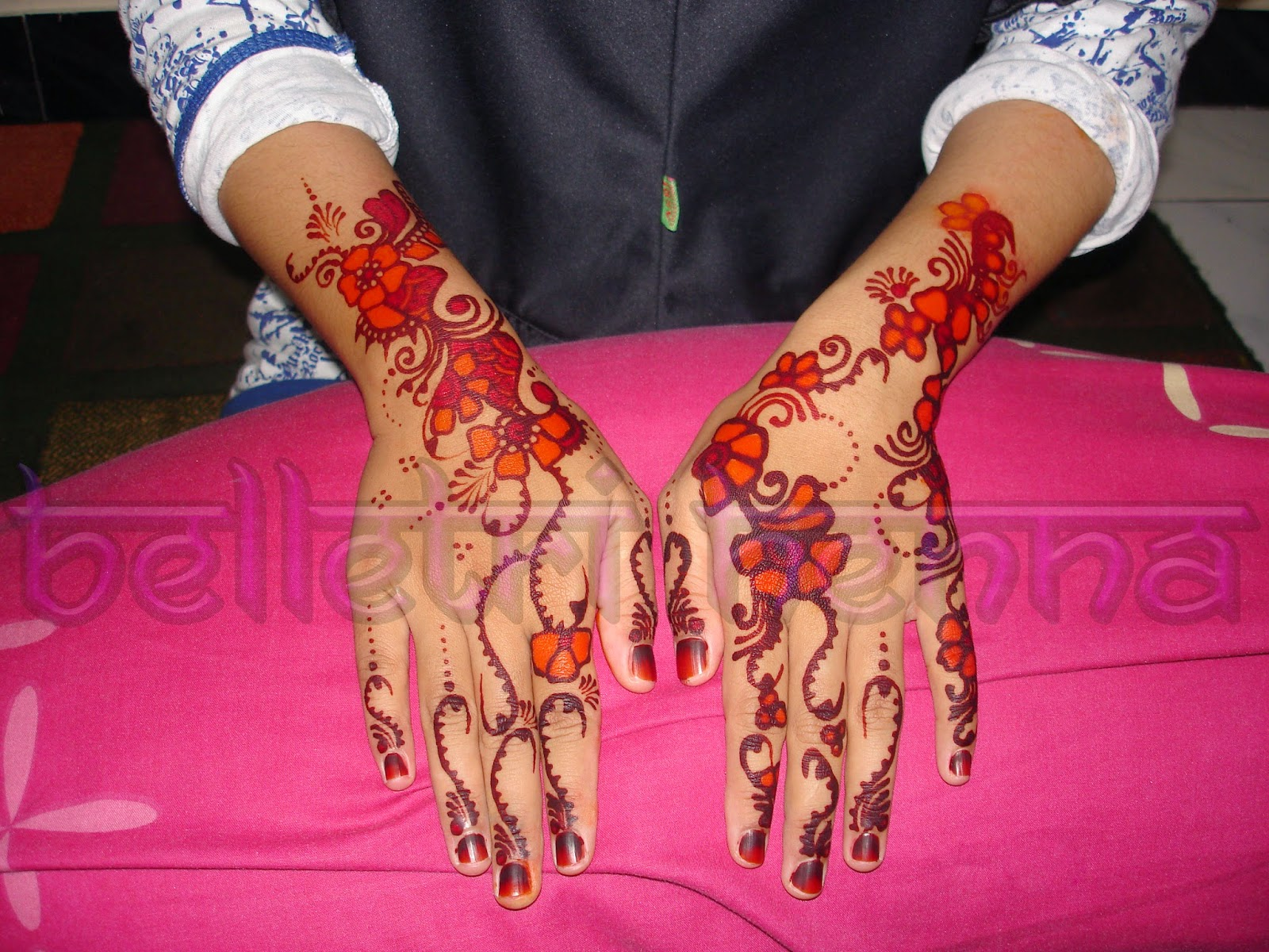 BELLETRI HENNA January 2015