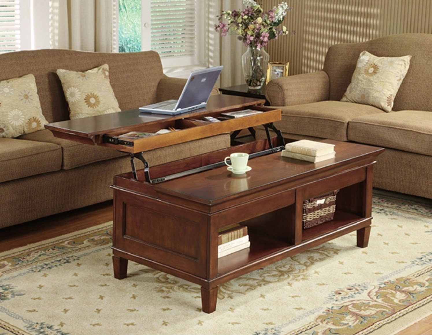 Fascinating Lift Top Coffee Tables For Your Dining Room Home Design And Wedding Ideas
