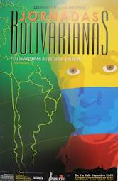 Jornadas Bolivarianas - 1a. Edição