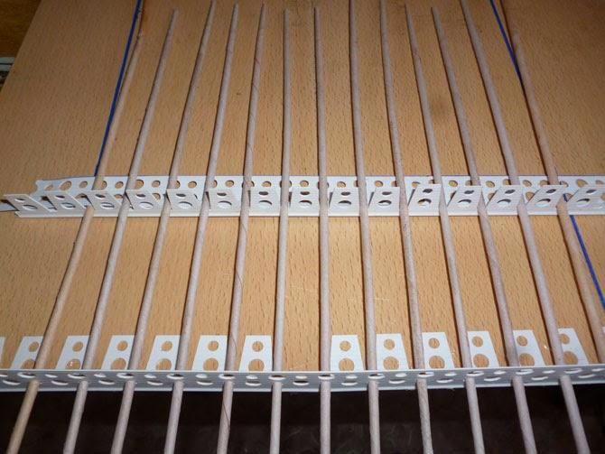 Как сделать станок для плетения из газетных трубочек 121