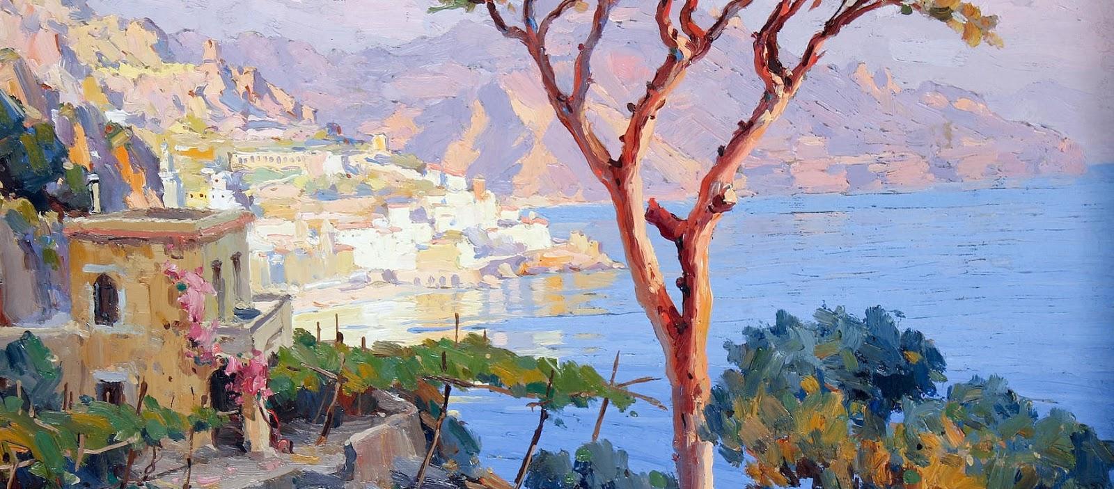 Albino Luca The Amalfi coast