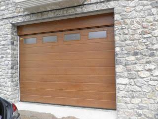 Reparación de puertas de garaje en Cadrete