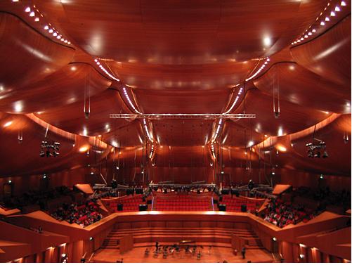 Lo sciame inquieto a tutto beethoven for Auditorium parco della musica sala santa cecilia posti migliori