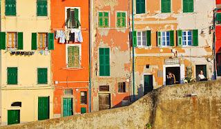 Riomaggiore Gelato, Cinque Terre - Italy