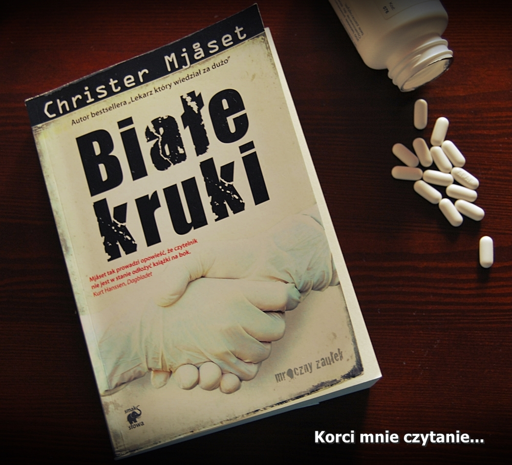 "Christer Mjåset ""Białe kruki"""