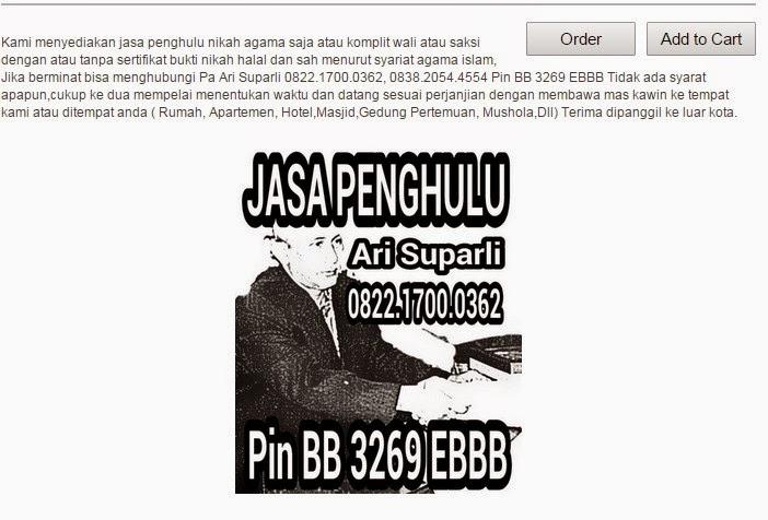 Website Penyedia Nikah Siri Online