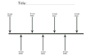 ... Fill In Timeline Template By Mrs Fink S Welcome 8th Grade Quot A History  Of Me ...