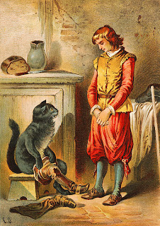 Obuti maček