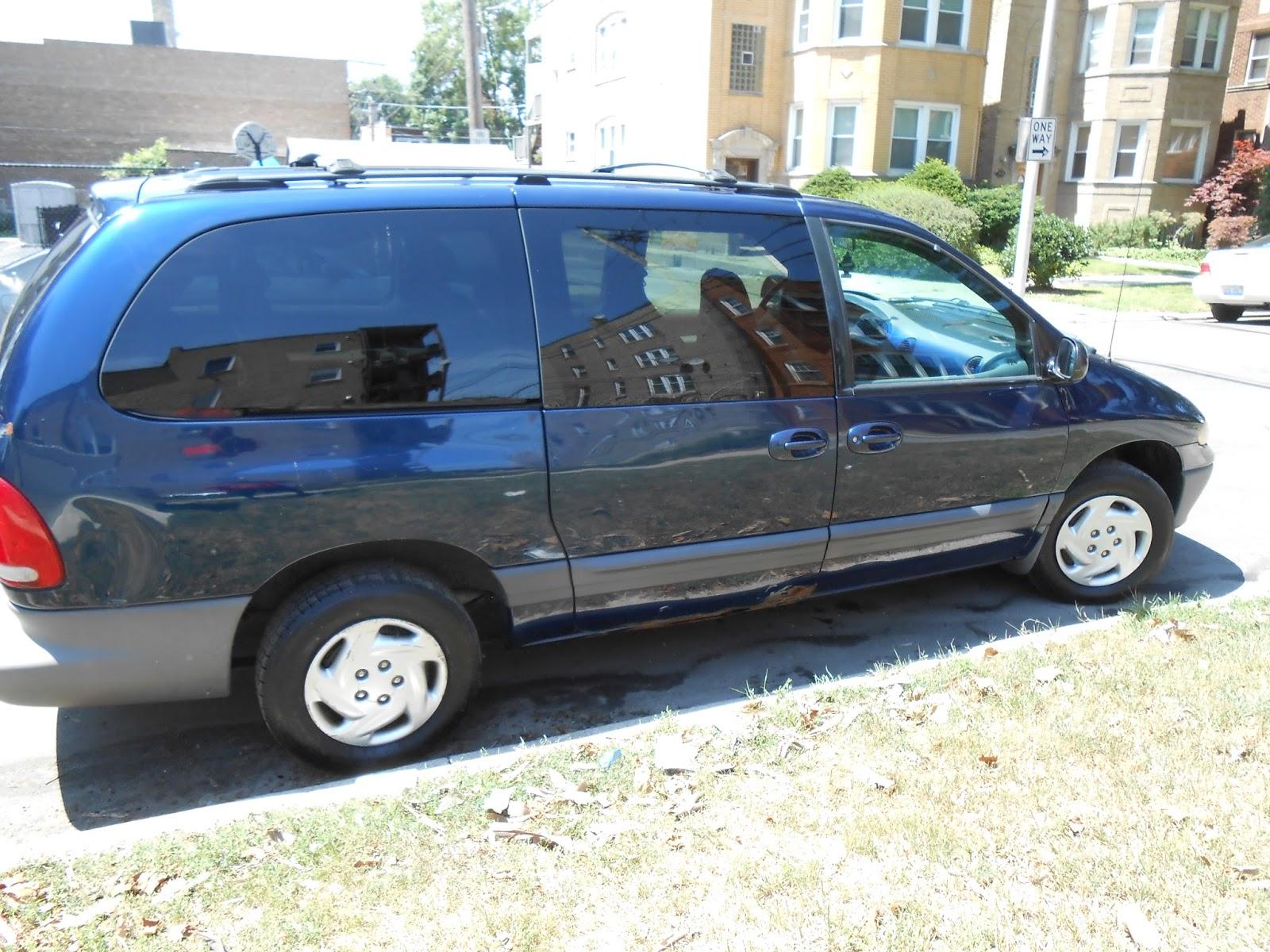 5600 Cars 2000 Dodge Grand Caravan