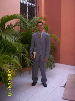 2º Pastor de IRACEMA o Pastor Isac Girão - atualmente pastoreando a ADBV da cidade de Chorozinho