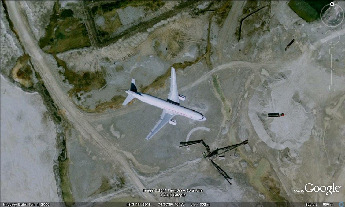 how to fly an airplane in google earth