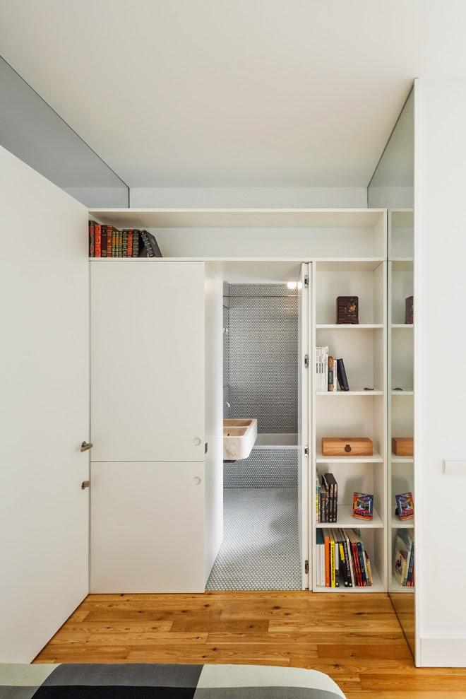 Apartemen Minimalis 8