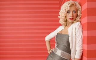 Model Christina Aguilera Photo picture collection 2012