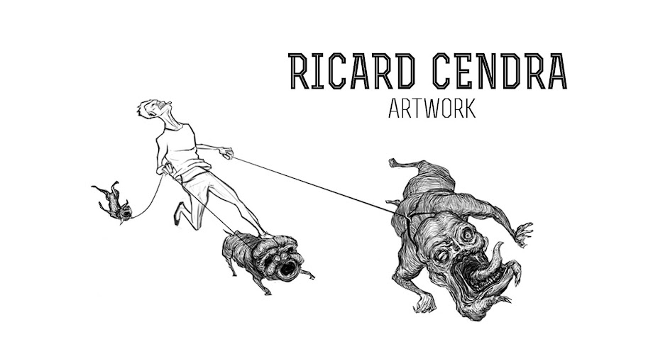 Ricard Cendra Artwork