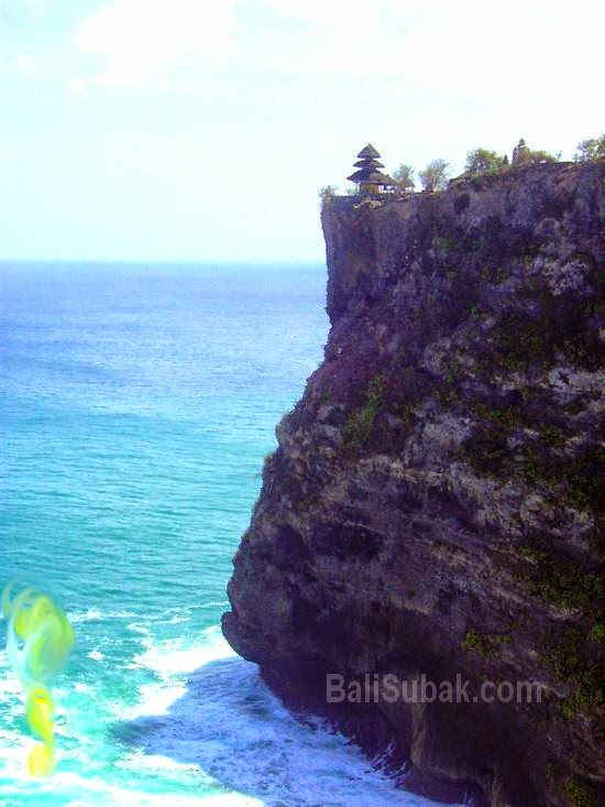 Uluwatu Temple, attraction in Bali